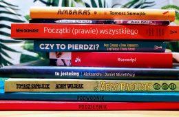 Dobre książki na prezent – dla dzieci o nauce