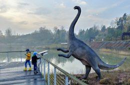 Must see: JuraPark i ogromne wykopaliska z początków ery dinozaurów w Krasiejowie