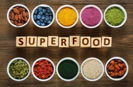 Superfoods - początek kursu