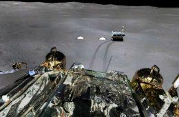 Jest pierwsza panorama niewidocznej strony Księżyca!