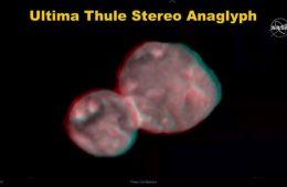 Przestrzenne zdjęcia Ultima Thule i tajemnica brakującego księżyca