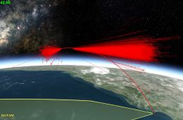 Indie przetestowały broń antysatelitarną stwarzając zagrożenie dla Międzynarodowej Stacji Kosmicznej