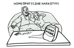 Historia pewnego środka homeopatycznego, czyli lek, bakterie i kaczka, których nie było
