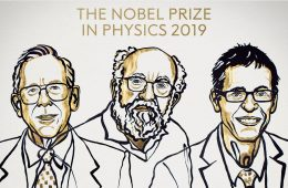 Nobel 2019 z fizyki za odkrycie egzoplanety i badanie ewolucji Wszechświata