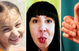 Język w trąbkę, dołki w policzkach – czyli 9 genetycznych faktów i mitów