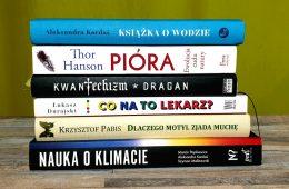 Fajne książki o nauce pod choinkę cz. 1
