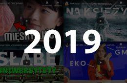Naukowe filmy 2019 roku - nasz wybór z polskiego YouTube'a