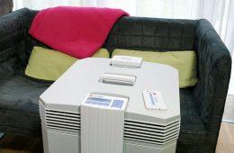 Potężny, wydajny, prosty. Oczyszczacz do naprawdę dużych pomieszczeń - IQAir HealthPro 150