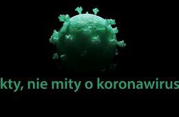 Fakty, nie mity o koronawirusie - wideo