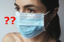Czy noszenie maseczki zabezpiecza przed zarażeniem się nowym koronawirusem?