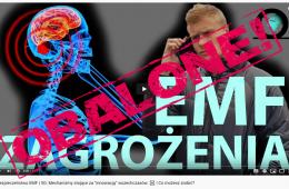 """Obalamy bajania rzekomego fizyka medycznego na temat """"niebezpieczeństwa fal EM i 5G"""""""