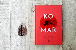 """""""Komar"""" – książka o owadach, które uśmierciły połowę ludzkości i kształtowały naszą historię"""
