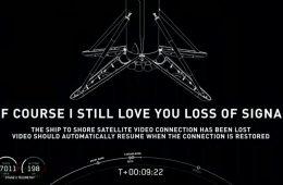 Dlaczego przerwano transmisję w chwili lądowania członu rakiety Falcon-9? Wyjaśniamy