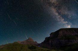 Perseidy 2020 – zbliża się maksimum tego roju meteorów