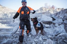 Tajemnica psiego nosa - jak wyjaśnić fenomenalne możliwości psów ratowniczych?