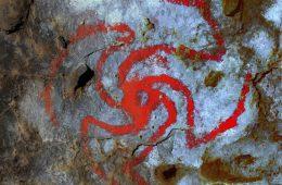 Dziwny rysunek z jaskini okazał się dowodem na narkotyczny odlot sprzed wieków