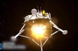 Dziś ląduje na Księżycu chińska misja Chang'e 5. Uwaga - wróci na Ziemię z próbkami!