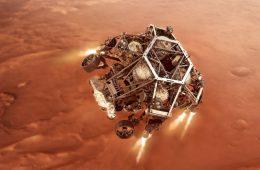 Dziś wielkie lądowanie Perseverance na Marsie - oglądajcie!