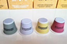 Biodegradowalne kapsułki z kawą robią z trzciny i buraków