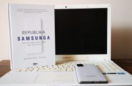 Jak Samsung przestał sprzedawać warzywa i przerzucił się na elektronikę. Świetna, wartka opowieść