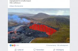Pluje, leje i śmierdzi czyli co dzieje się z islandzkim wulkanem