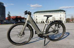 Testujemy (naukowo) niezwykły rower elektryczny
