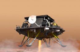 Chiny, jako drugi kraj, bezpiecznie posadziły na Marsie swój lądownik