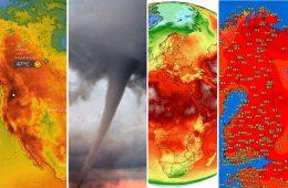Zmiana klimatu przyspieszyła - coraz więcej upałów i nawałnic