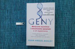 """Trochę kryminał, trochę saga - """"Geny"""" to niezwykle aktualna i ciekawa książka"""