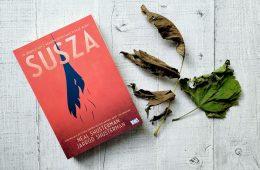 """""""Susza"""" - katastroficzna powieść o tym, co naprawdę się wydarzy"""